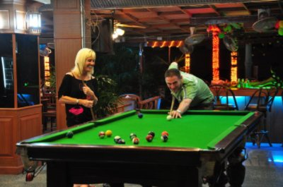 Snooker Table 7 of 19
