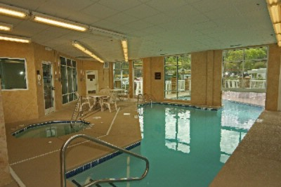 Indoor/outdoor Heated Pool 8 of 10