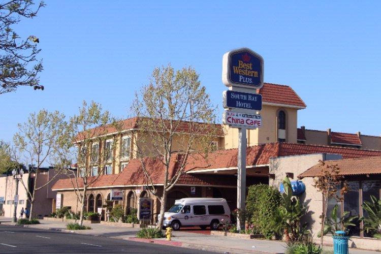 Best Western Plus South Bay Hotel 15000 Hawthorne Blvd Lawndale Ca 90260