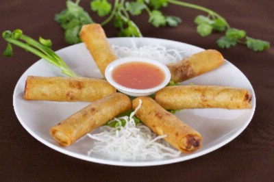 Deep Fried Spring Roll 27 of 31