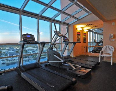 Prince Resort Fitness Center Views Galore 7 of 7