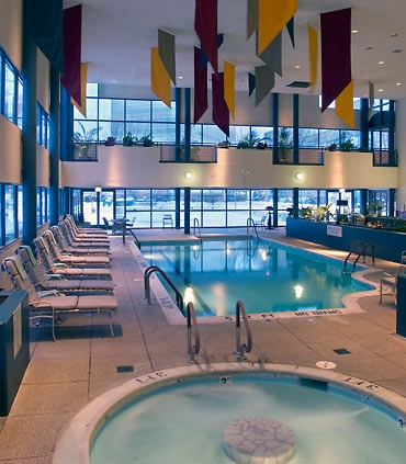 Indoor Pool And Whirlpool 15 of 16