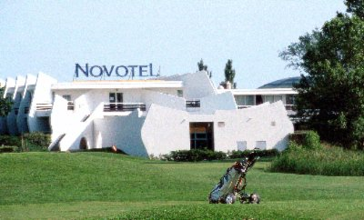 Novotel La Grande Motte Golf 1 of 7