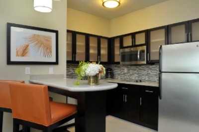 All Suites Feature Fully Equipped Kitchen 3 of 13