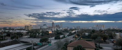 Sunrise View Of Beautiful Downtown St. Petersburg 7 of 13