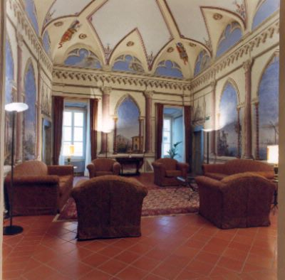 The Frescoed Lounge 7 of 12