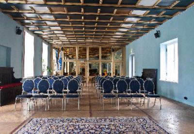 Ballroom With Modern Conference Amenities (Hosts Up To 120 Guests) 8 of 27
