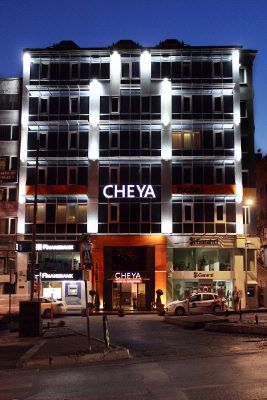 Cheya Besiktas Hotel 1 of 9