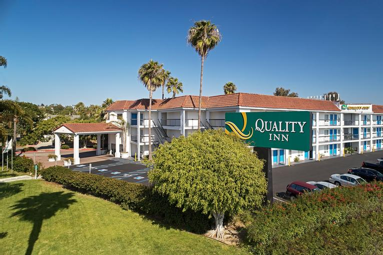 Quality Inn Encinitas 1 of 25