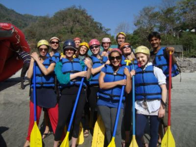 Rafting On The Ganges 16 of 25