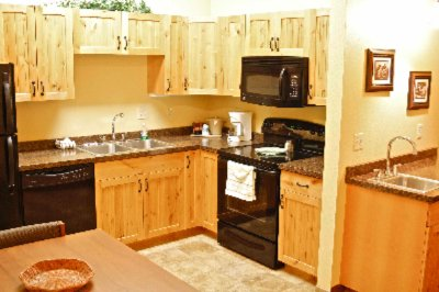 Kitchen In Extended Stay Suite 10 of 11