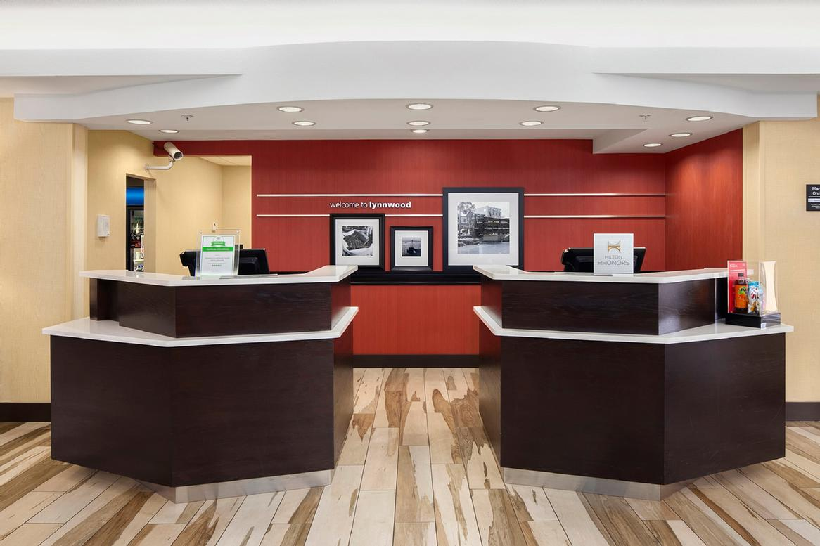 Hampton Inn & Suites Seattle North / Lynnwood by Hilton