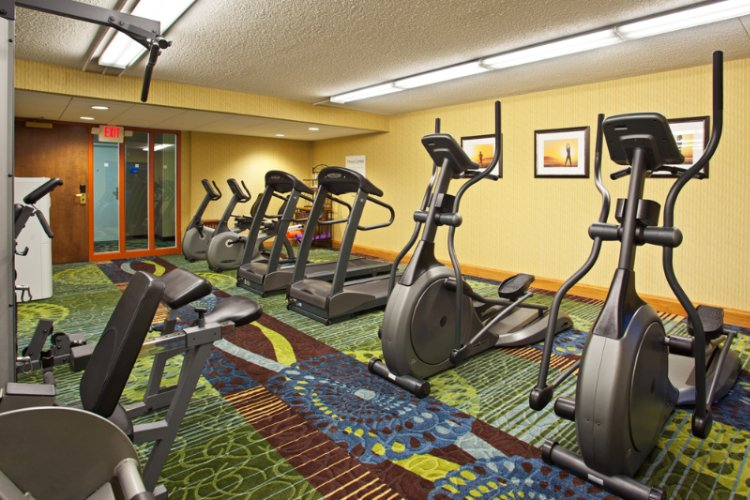 Extensive Fitness Center 8 of 11