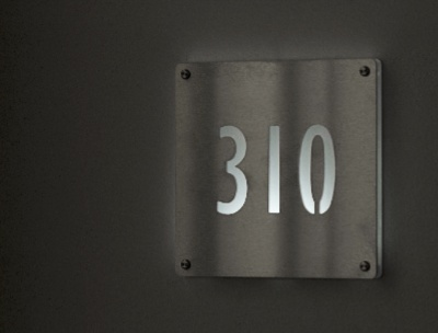 Room Numbers 6 of 6