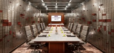 Total Privacy In A One Of A Kind Conference Room 14 of 16