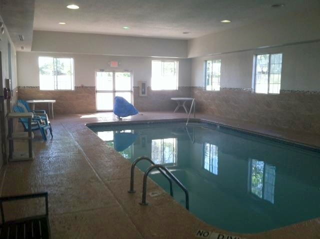 Our Indoor Pool 3 of 5