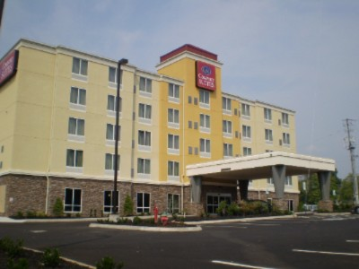 Comfort Suites North 1 of 9