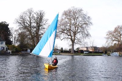 Sailing At The Lensbury 11 of 15