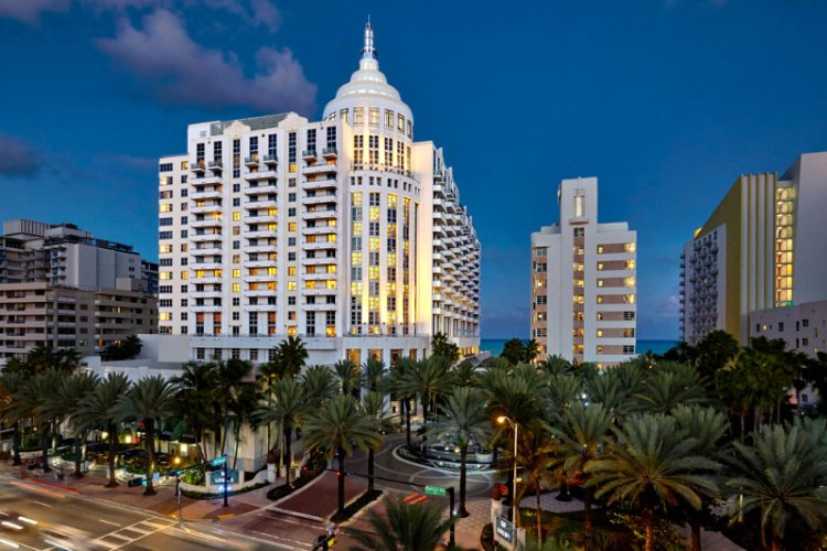 Loews Miami Beach Hotel South Fl 1601 Collins 33139