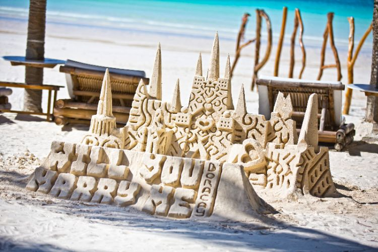 Sand Castle Set-Up 8 of 17