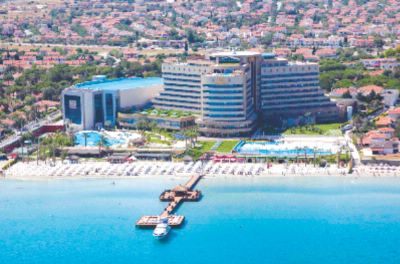 Sheraton Cesme Hotel Resort & Spa 1 of 10