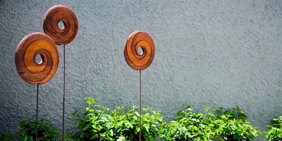 Garden Sculptures 6 of 6
