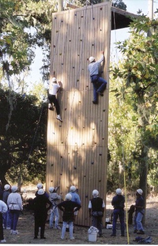 Ropes Course At Alisal Adobe 13 of 21