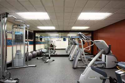 Keep Fit In Our On Site Gym 10 of 11