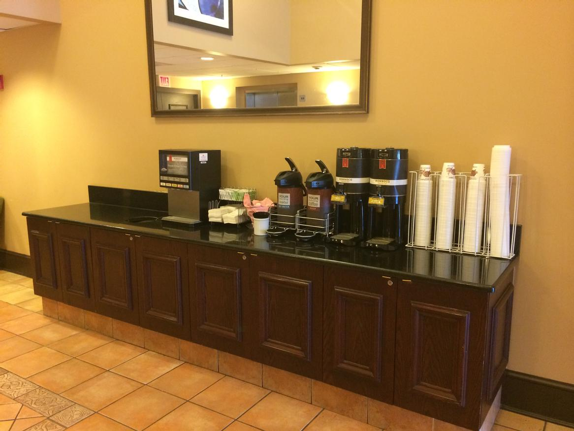 Lobby Coffee Station 12 of 12