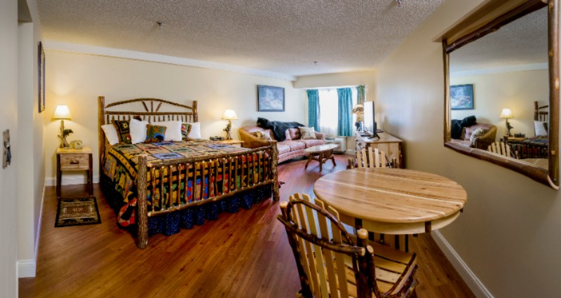 Black Bear Inn Conference Center & Suites In The Winter 2 of 16