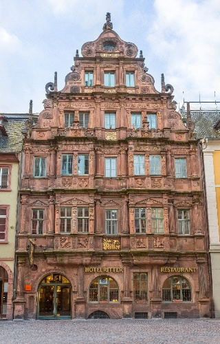 Hotel Zum Ritter St. Georg 1 of 17