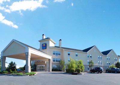 Comfort Inn Suites Goshen Middletown 20 Hatfield Lane Ny 10924