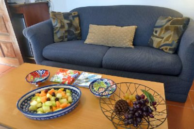 With A Living Area You Could Enjoy Breakfast Fruit Salad And Simple Meal In The Room. 11 of 16