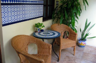 Come Relax In Our Back Patio Which Is Also Shared By Other Guests In Our Guest House. 16 of 16