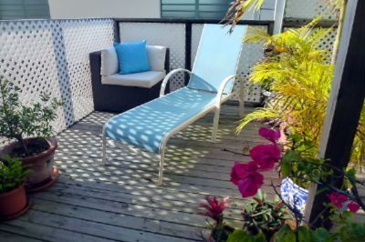 The Shared 2nd Floor Sun Deck Is Perfect If You Want To Lay Back And Relax... 6 of 16