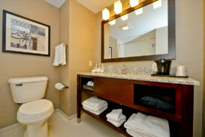 Modern Bathrooms Make Your Stay More Comfortable 5 of 14