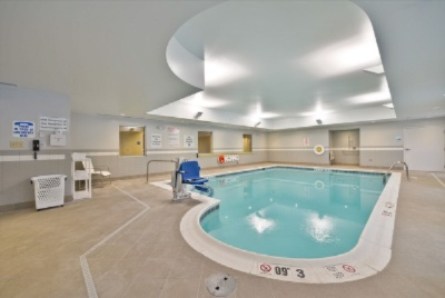 After Hitting The Fitness Center Cool Down With A Nice Swim In Our Heated Pool 8 of 14