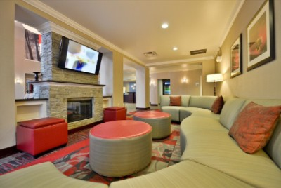 Enjoy Some Quiet Time In Our Lobby Lounge 9 of 14