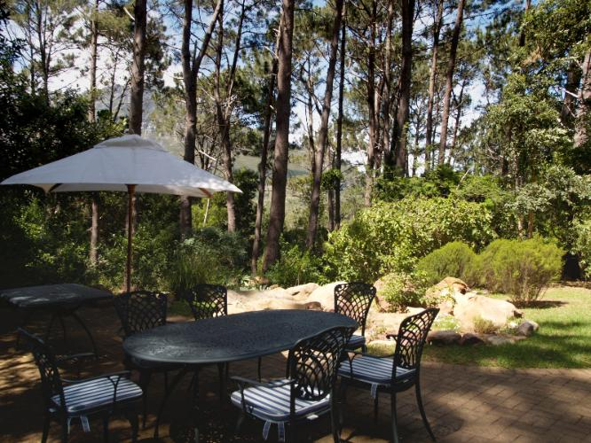 Breakfast Often Served On The Under The Trees With Views Of Table Mountain And Orangekloof Nature Reserve 9 of 16