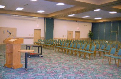 Evergreen Meeting Room 8 of 17