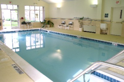 Our Indoor Pool And Jacuzzi 9 of 12