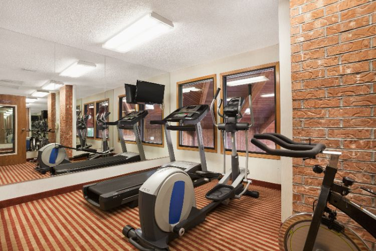 Exercise Room 11 of 20