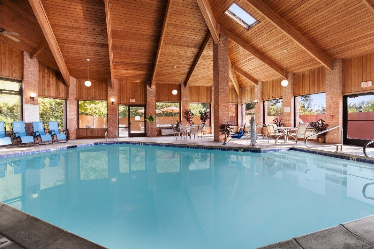 Indoor Heated Pool 8 of 20
