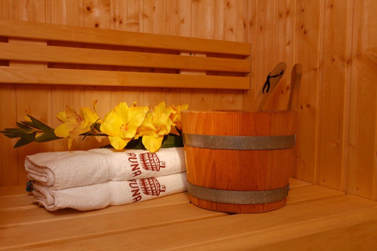 Sauna In The Chalets 10 of 19