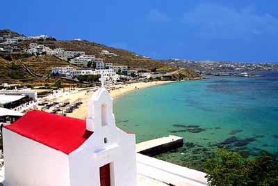 Alkistis Saint Stefanos Beach Mykonos 84600