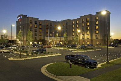 Map And Points Of Interest Near Marriott Springhill Suites Washington Dulles