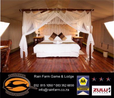 Rain Farm Game & Lodge 1 of 7