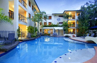 Meridian Apartments Port Douglas -Lagoon Style Pool 2 of 7