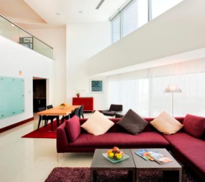 JUMEIRAH LIVING WORLD TRADE CENTRE RESIDENCE - Dubai 2nd Zabeel Rd.