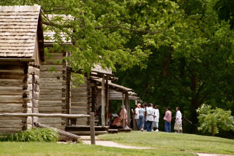 We Are One Of The Closest Hotels To Lincoln\'s New Salem State Historic Site 17 of 19